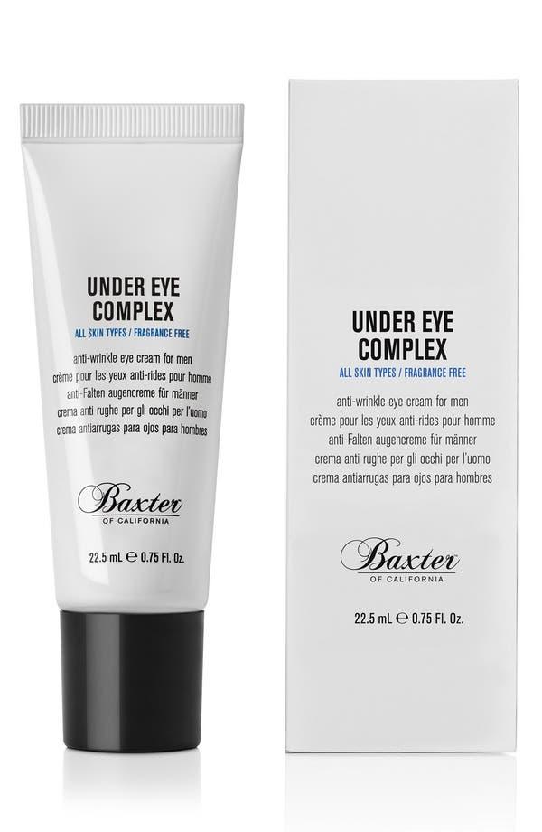Main Image - Baxter of California 'Under Eye Complex' Anti-Wrinkle Eye Cream
