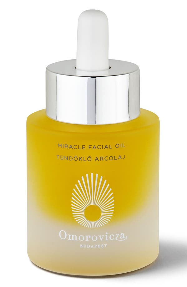 Miracle Facial Oil,                         Main,                         color, No Color