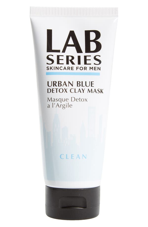 Main Image - Lab Series Skincare for Men Urban Blue Detox Clay Mask