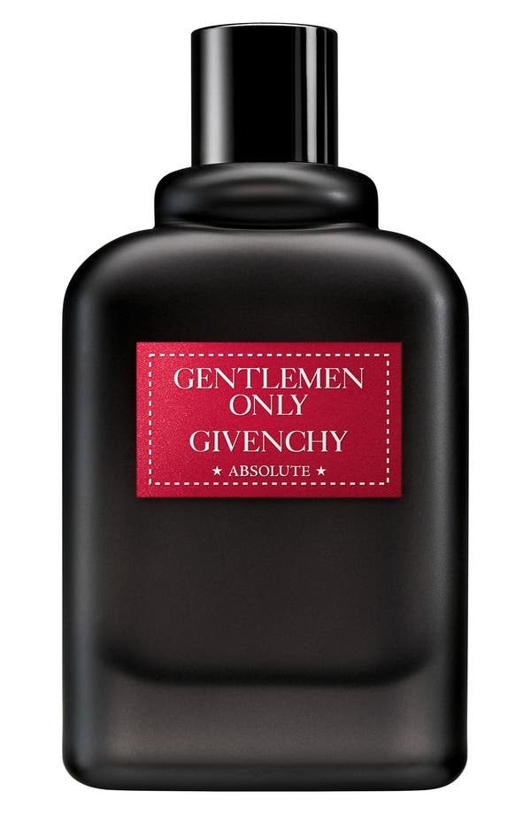 Alternate Image 1 Selected - Givenchy 'Gentleman Only Absolute'