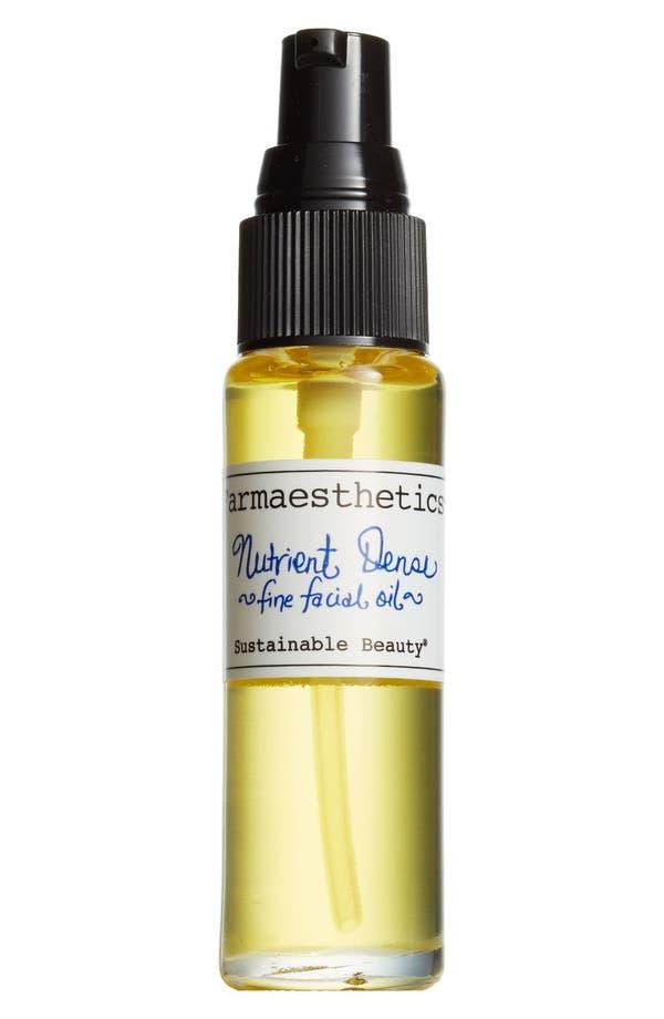 Nutrient Dense Fine Facial Oil,                             Main thumbnail 1, color,                             No Color