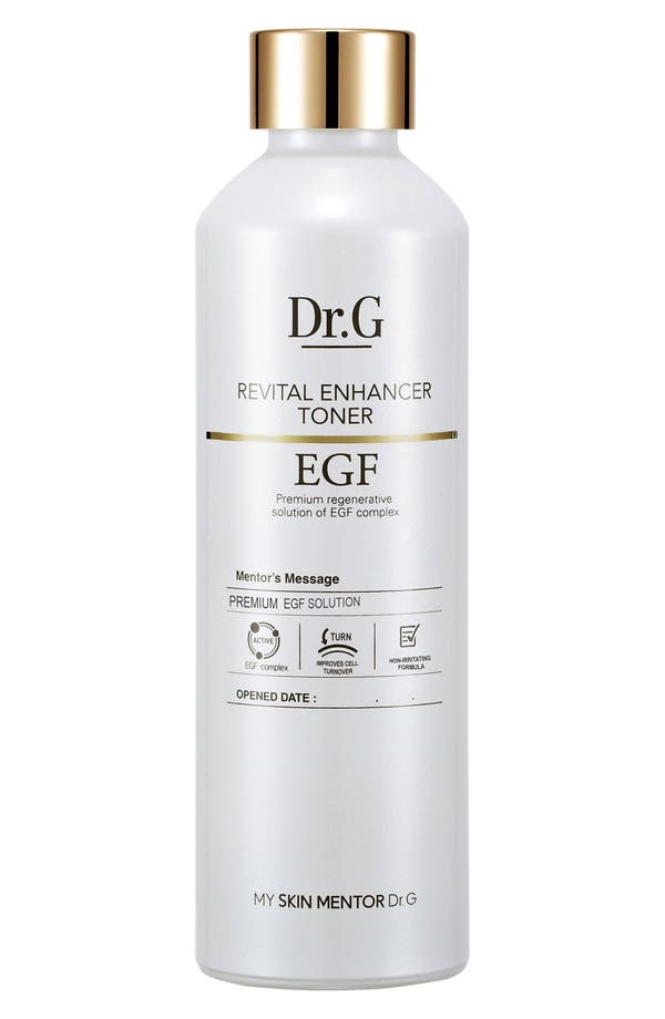 Alternate Image 1 Selected - My Skin Mentor Dr. G Beauty Revital Enhancer Toner
