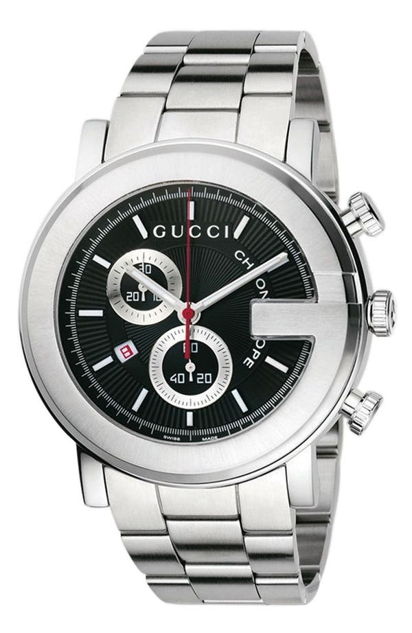 Alternate Image 1 Selected - Gucci 'G Chrono Collection' Watch, 44mm (Regular Retail Price: $1,695.00)