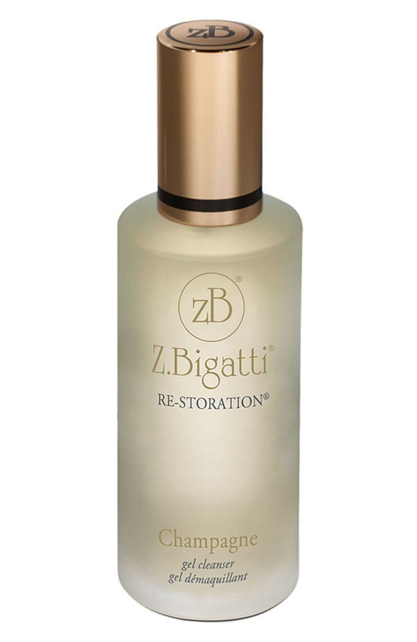 Z.Bigatti<sup>®</sup> Re-Storation<sup>®</sup> Champagne Gel Cleanser,                             Main thumbnail 1, color,