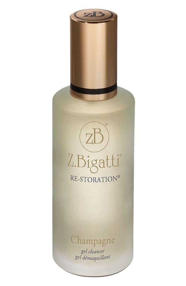 Main Image - Z.Bigatti® Re-Storation® Champagne Gel Cleanser