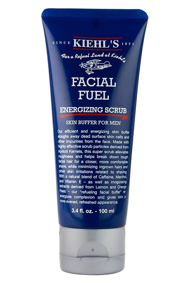 Main Image - Kiehl's Since 1851 'Facial Fuel' Energizing Scrub for Men
