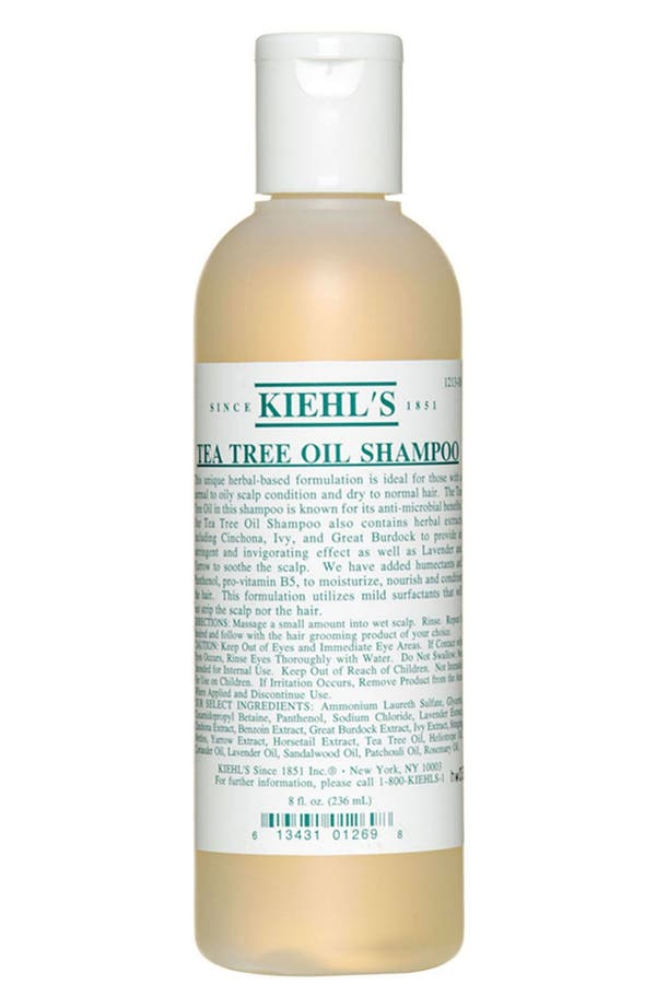 Alternate Image 1 Selected - Kiehl's Since 1851 Tea Tree Oil Shampoo