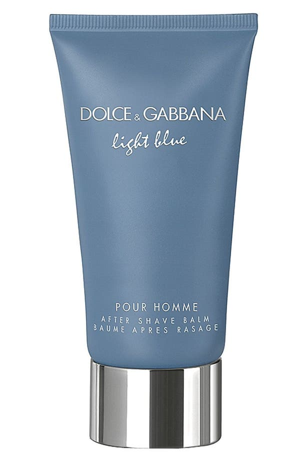 Alternate Image 1 Selected - Dolce&Gabbana Beauty 'Light Blue pour Homme' After Shave Balm
