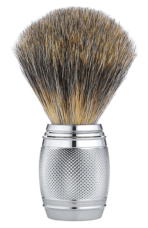 Alternate Image 1 Selected - The Art of Shaving® Fusion™ Chrome Collection Shaving Brush