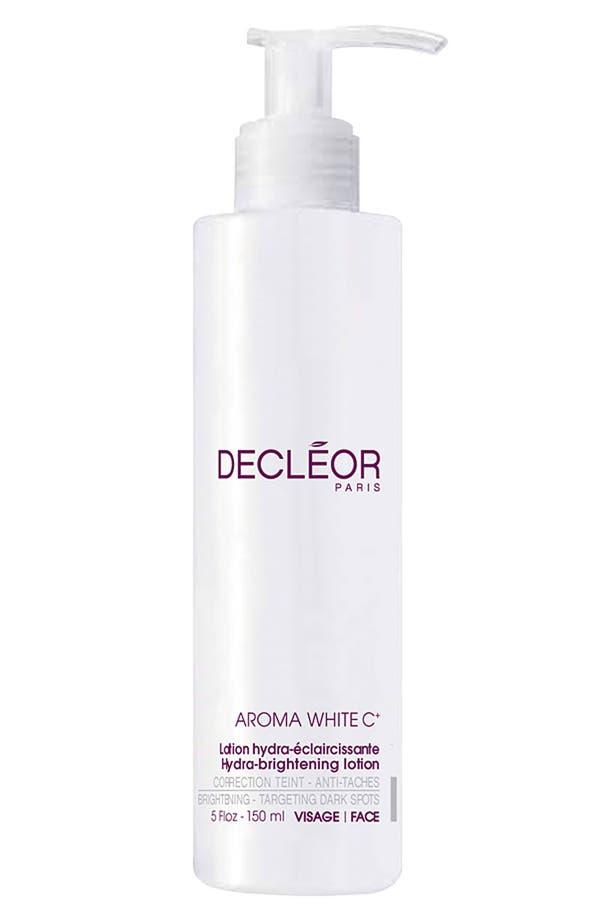 Alternate Image 1 Selected - Decléor 'Aroma White C+' Hydra-Brightening Lotion