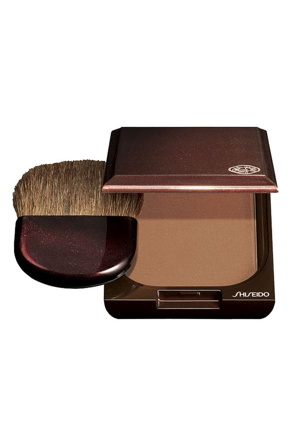Alternate Image 1 Selected - Shiseido Oil-Free Bronzer