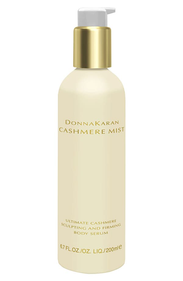 Alternate Image 1 Selected - Donna Karan 'Ultimate Cashmere' Sculpting and Firming Body Serum