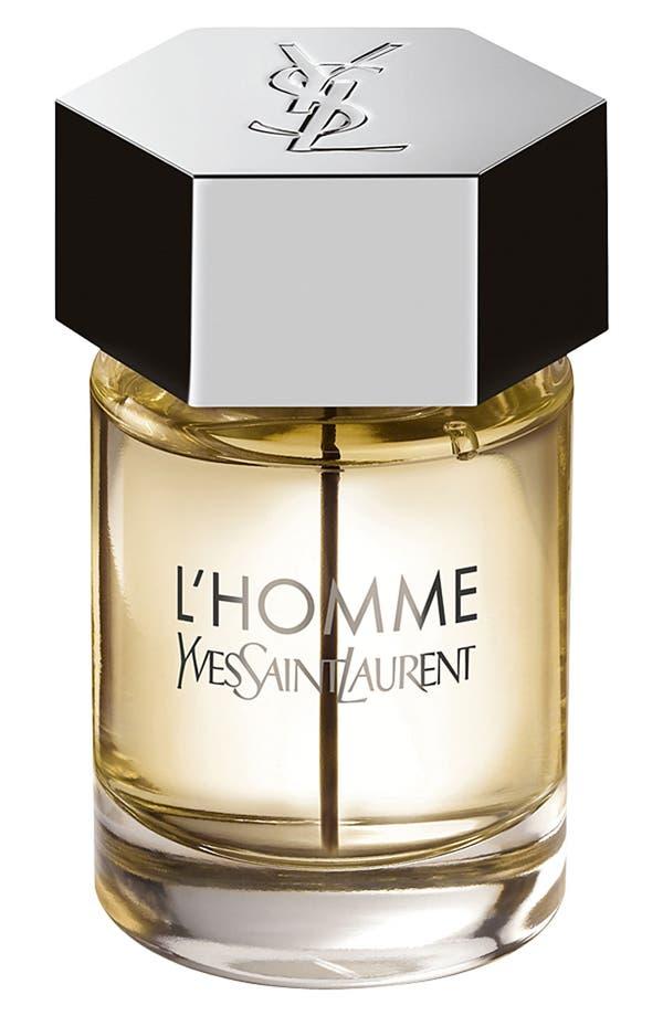 Main Image - Yves Saint Laurent L'Homme Eau de Toilette