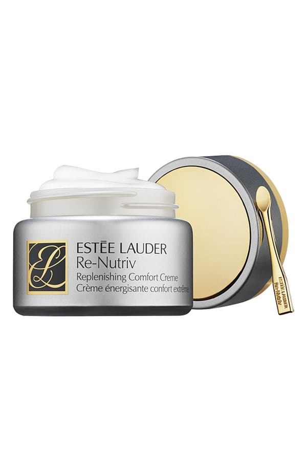 Alternate Image 1 Selected - Estée Lauder Re-Nutriv Replenishing Comfort Crème