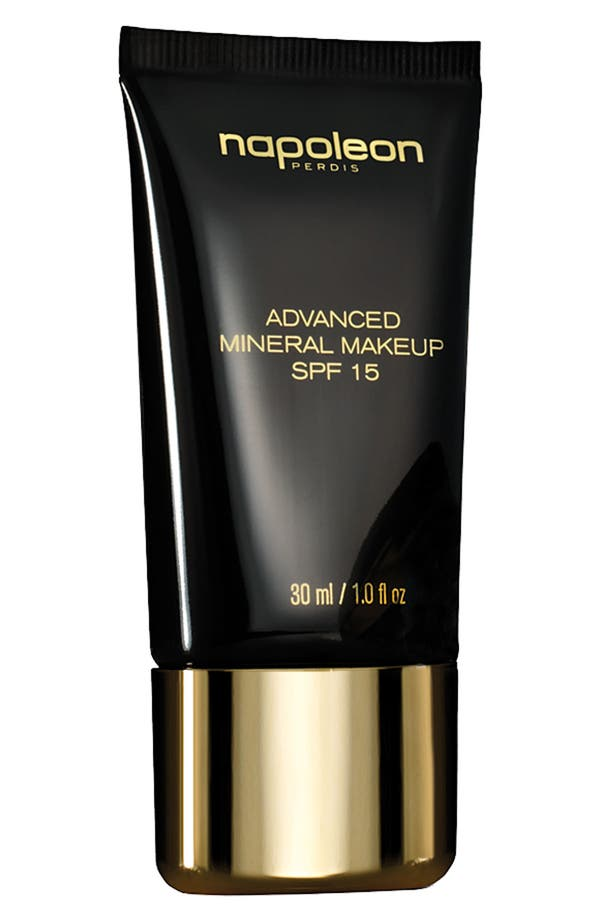 Alternate Image 1 Selected - Napoleon Perdis Advanced Mineral Makeup Broad Spectrum SPF 15