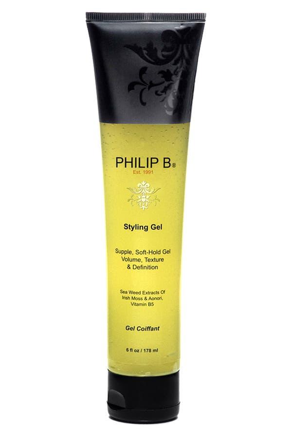 Alternate Image 1 Selected - PHILIP B® Styling Gel