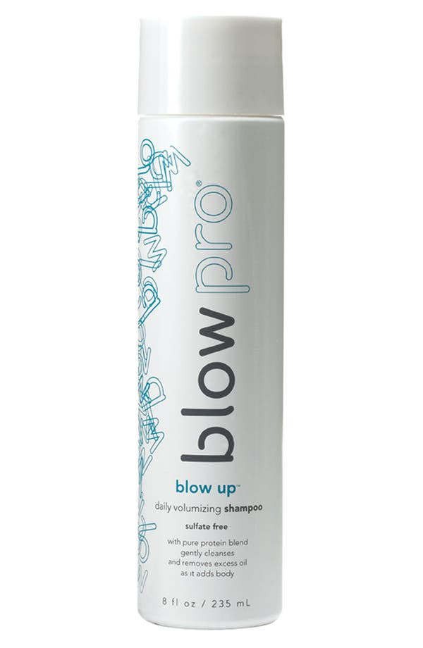 Alternate Image 1 Selected - blowpro® 'blow up™' daily volumizing shampoo