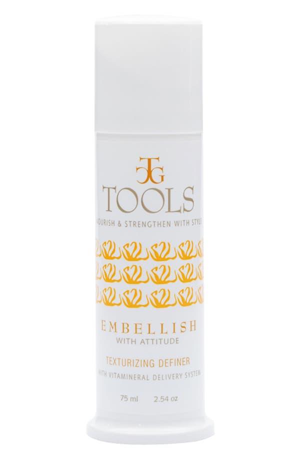 Alternate Image 1 Selected - CALISTA TOOLS™ 'Embellish Texturizing Definer' Hair Styling Paste