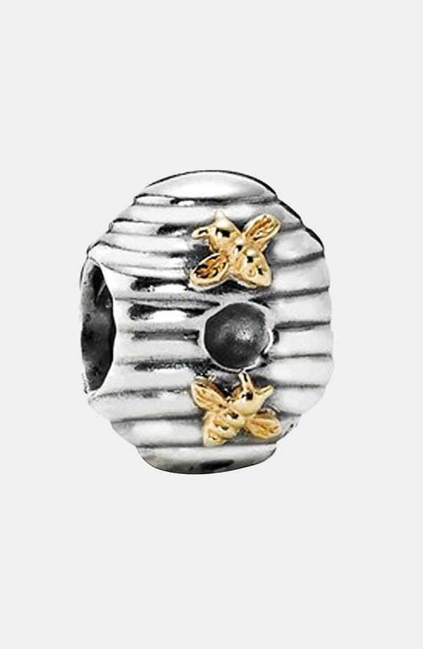 Alternate Image 1 Selected - PANDORA Bee Hive Charm