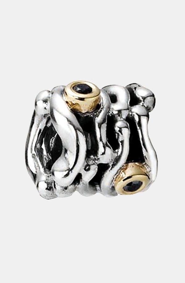 Alternate Image 1 Selected - PANDORA 'Dancing' Diamond Charm