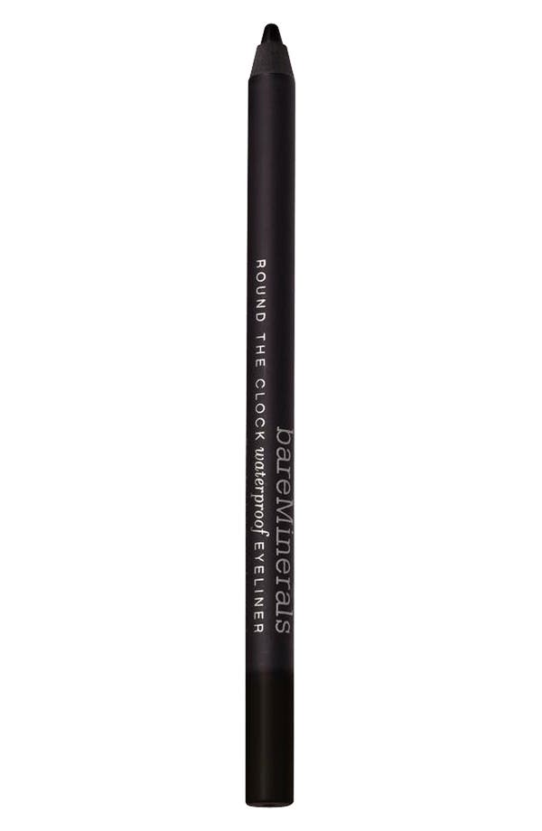 Alternate Image 1 Selected - bareMinerals® 'Round the Clock' Waterproof Eyeliner