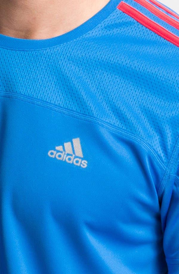 Alternate Image 3  - adidas 'Response Drei Streifen' T-Shirt
