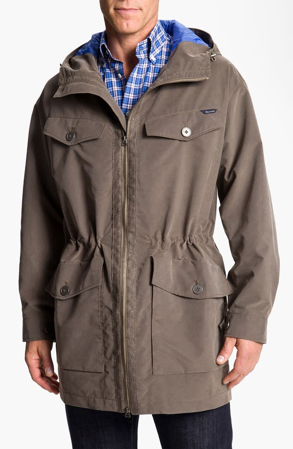 Main Image - Façonnable Hooded Coat