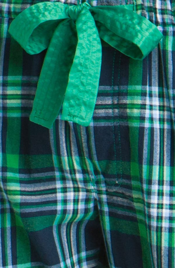 Alternate Image 3  - PJ Salvage 'Emerald City' Plaid Lounge Pants