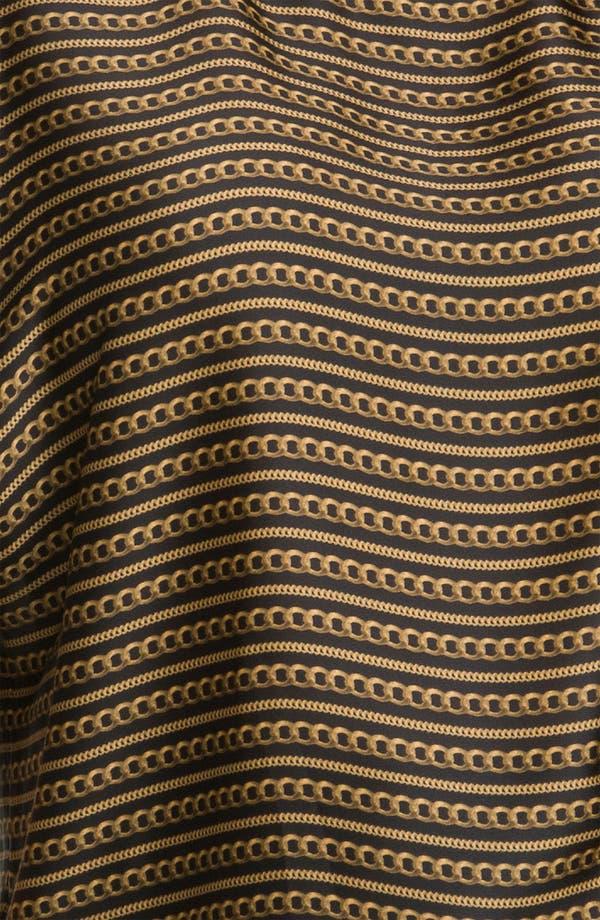 Alternate Image 3  - MICHAEL Michael Kors 'Striped Chain' Dolman Sleeve Top (Plus)
