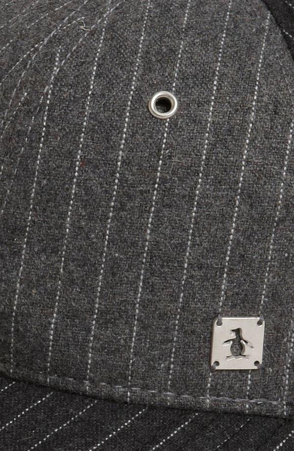 Alternate Image 2  - Original Penguin Pinstripe Baseball Cap