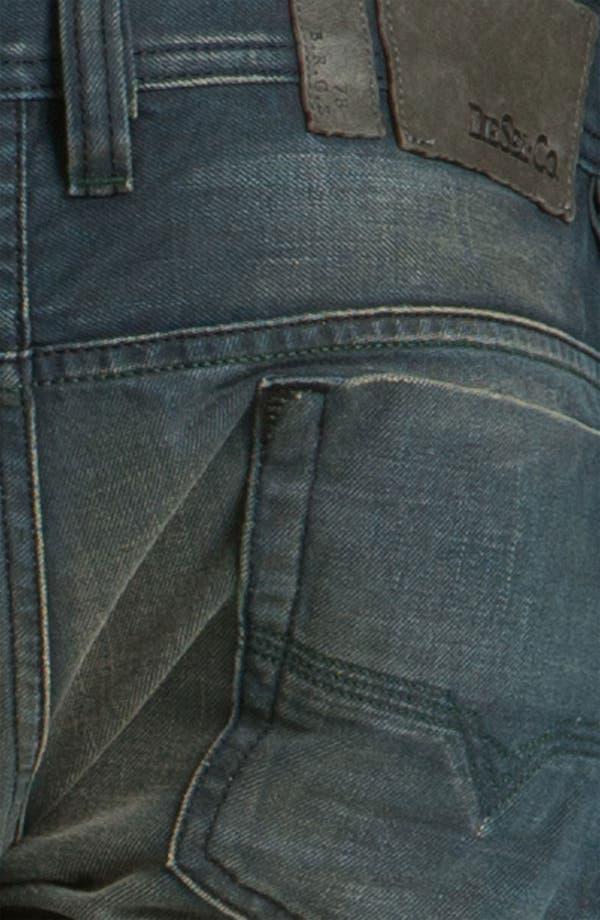 Alternate Image 4  - DIESEL® 'Safado' Slim Straight Leg Jeans (0804Z)
