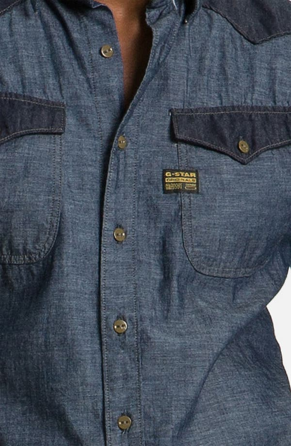 Alternate Image 3  - G-Star Raw 'Cowboy Borg' Denim Shirt