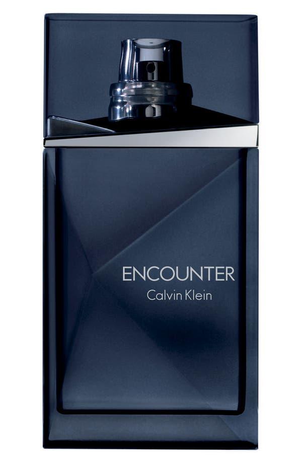Alternate Image 1 Selected - Calvin Klein 'Encounter' Eau de Toilette Spray