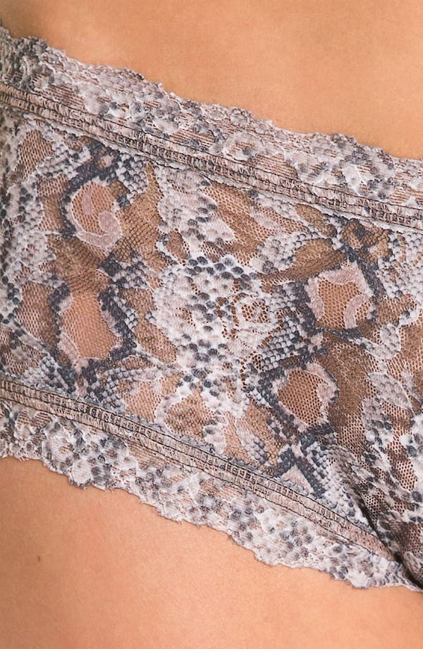 Alternate Image 2  - Hanky Panky 'Anaconda' Boyshorts