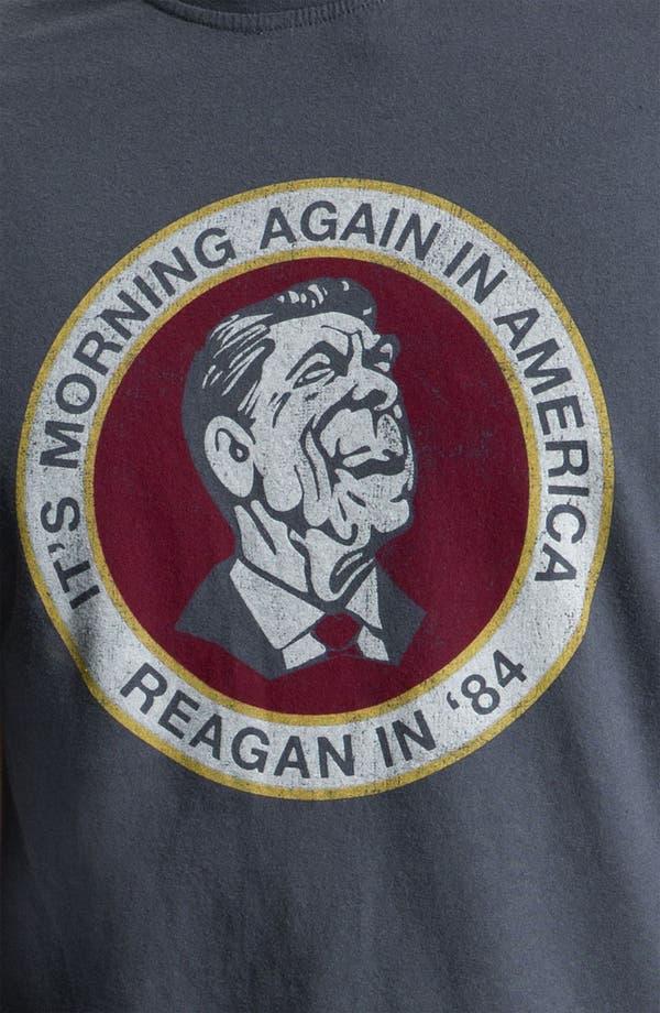 Alternate Image 3  - American Needle 'Reagan in '84' Graphic T-Shirt