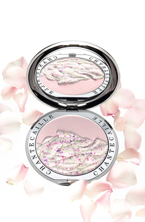 Alternate Image 1 Selected - Chantecaille 'Rose Petals' Highlighter Powder