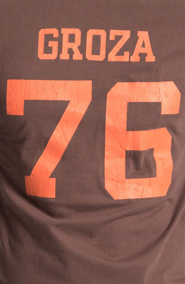 Alternate Image 3  - Red Jacket 'Lou Groza - Nickel' T-Shirt