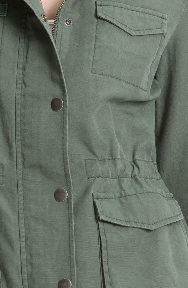 Alternate Image 3  - Rubbish® Utility Jacket (Juniors)