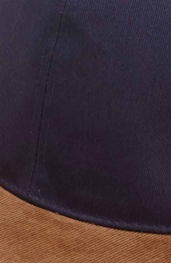 Alternate Image 2  - Topman Corduroy Snapback Cap