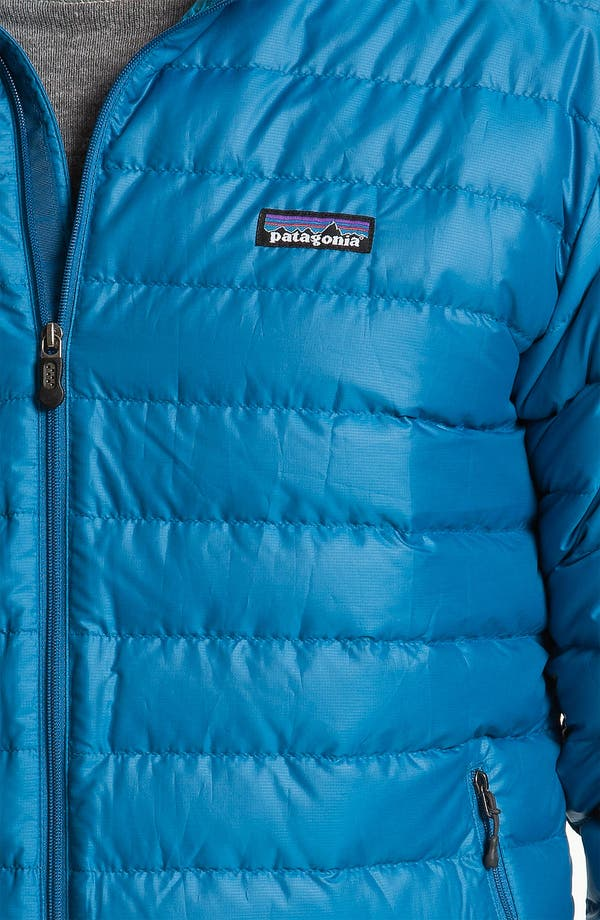 Alternate Image 2  - Patagonia '800 Power Fill Down Sweater' Jacket