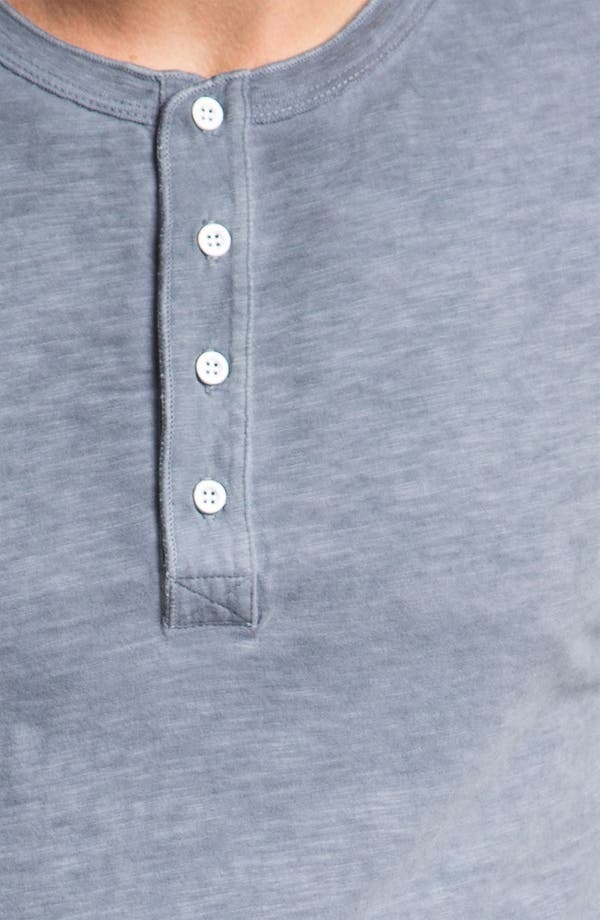 Alternate Image 3  - AG Jeans Short Sleeve Henley