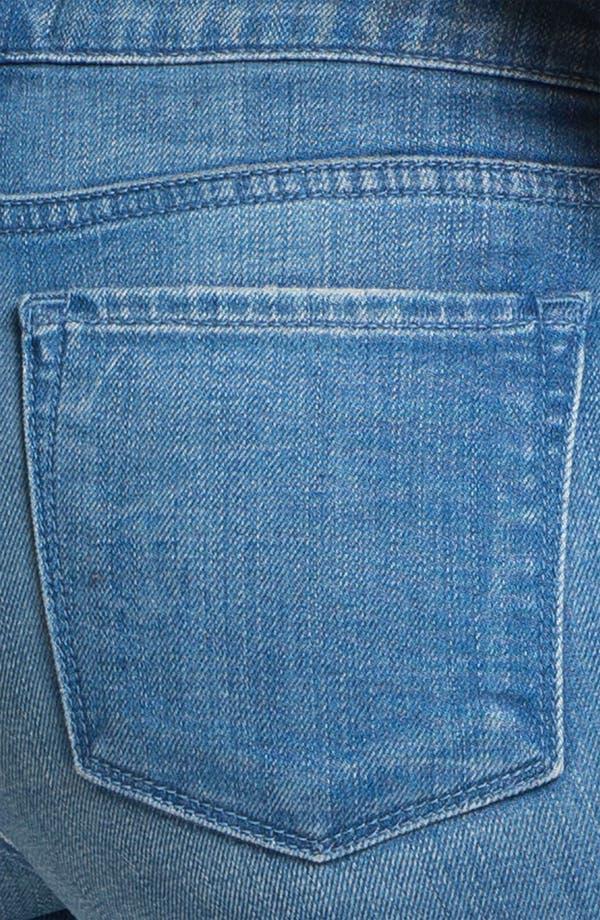 Alternate Image 3  - Vince Cuff Stretch Denim Shorts (Weekend)