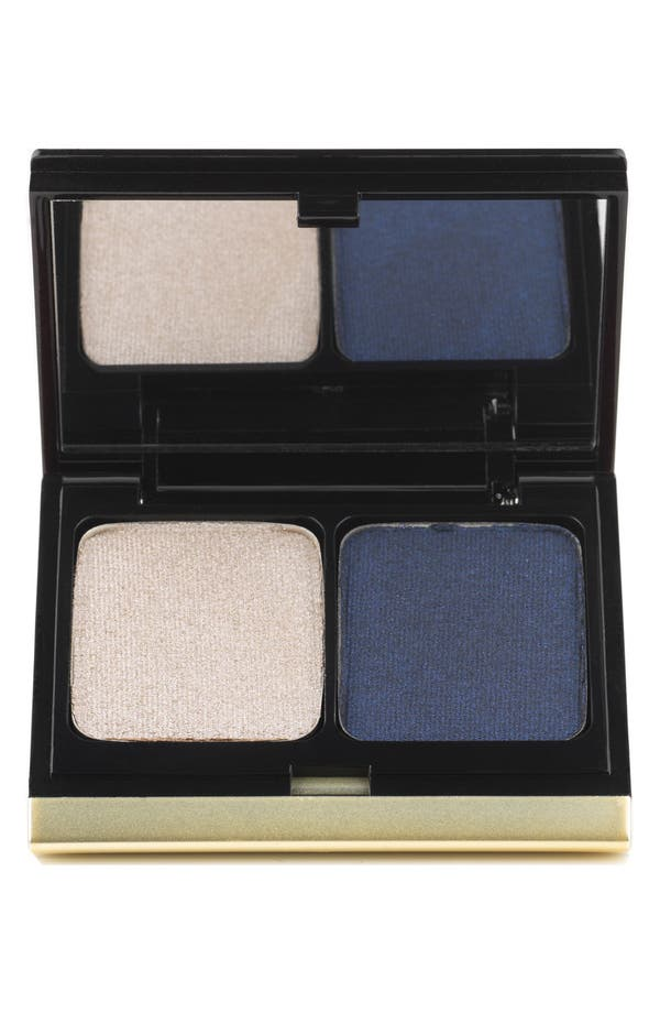 SPACE.NK.apothecary Kevyn Aucoin Beauty The Eyeshadow Duo,                             Main thumbnail 1, color,                             206 Taupe/ Blue Black Shimmer
