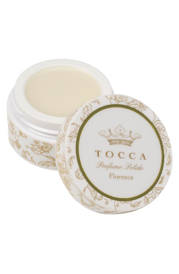 Alternate Image 1 Selected - TOCCA 'Florence' Solid Perfume