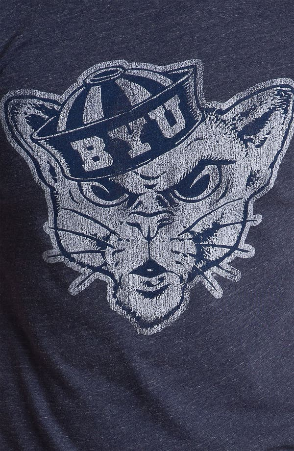 Alternate Image 3  - The Original Retro Brand 'Brigham Young University' T-Shirt