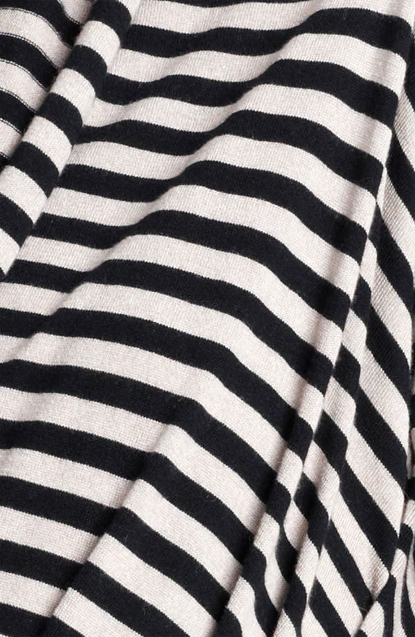 Alternate Image 3  - Max Mara 'Pineta' Stripe Silk & Cotton Cardigan