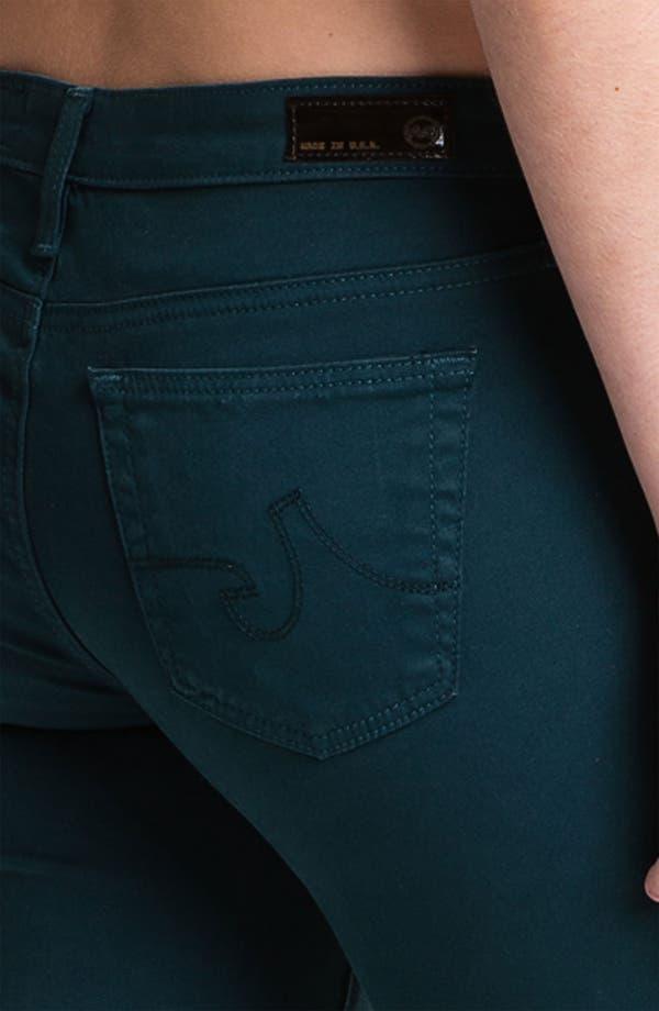 Alternate Image 3  - AG 'Stilt' Skinny Ankle Jeans (Juniper)