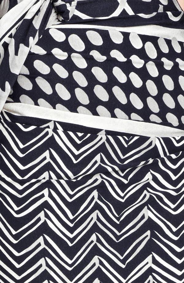 Alternate Image 3  - Max Mara 'Ombrato' Print Jersey Tulip Skirt