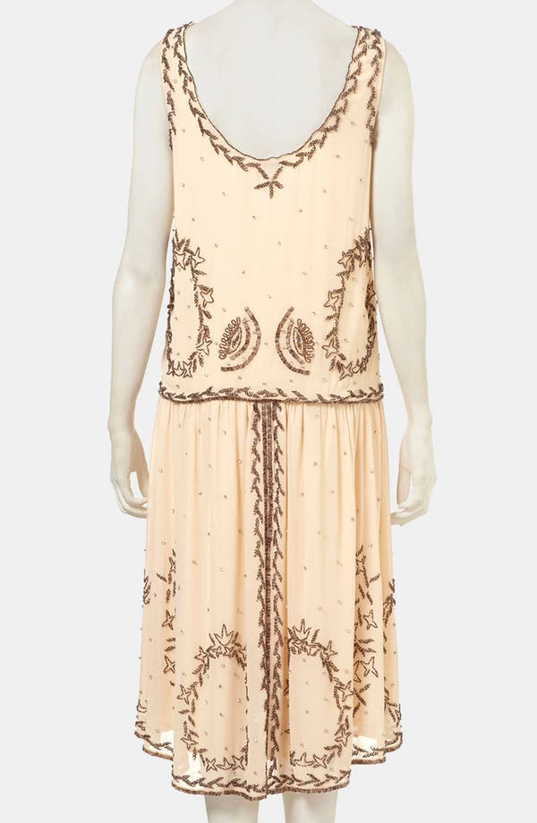 Alternate Image 2  - Topshop 'Flapper' Beaded Dress