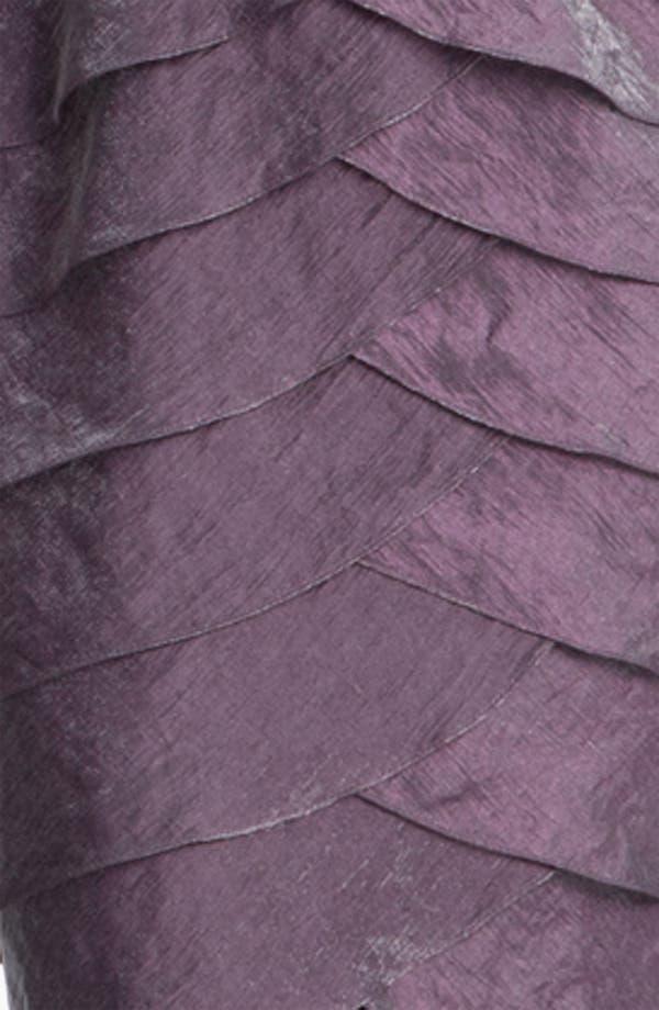 Alternate Image 3  - Adrianna Papell Tiered Surplice Dress (Petite)